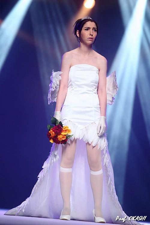 Yuna En Robe De Mariee Final Fantasy X