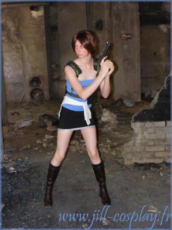 jill valentine cosplay. Jill Valentine (Resident Evil